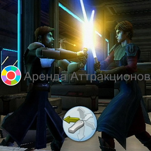 Star Wars: Lightsaber duels пример картинки