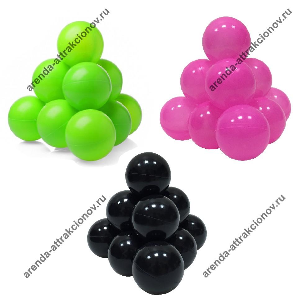 аренда шариков для сухого бассейна