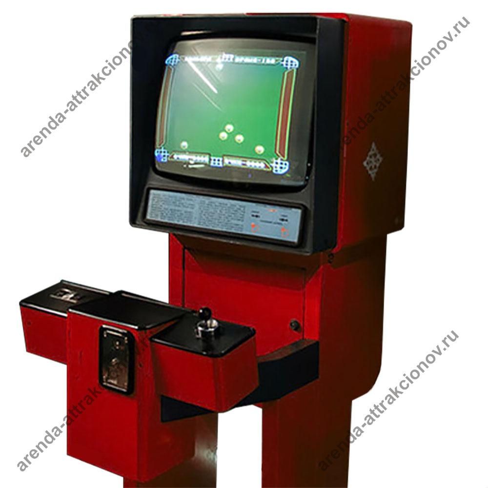 Бильярд - Советский игровой автомат