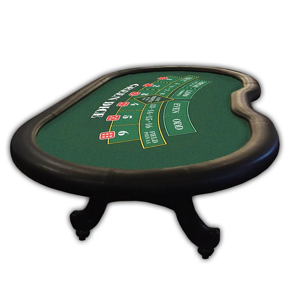 Игра в кости Green Dice в аренду для корпоратива в стиле казино
