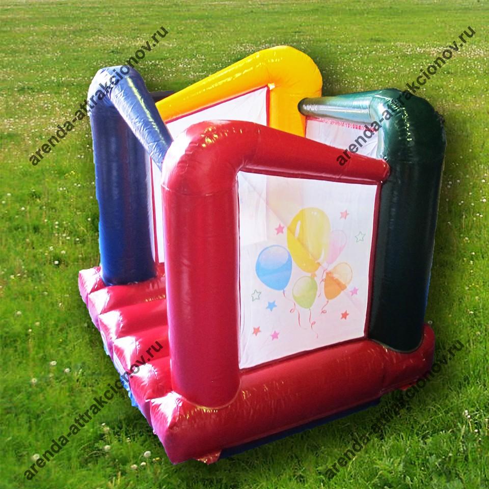 Батут Кубик в аренду на детский день рожденья