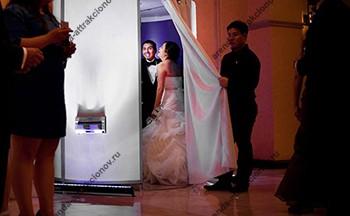 свадебная фотобудка в аренду