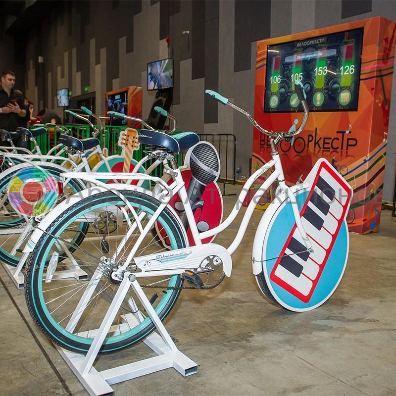 Велооркестр для развлечения гостей