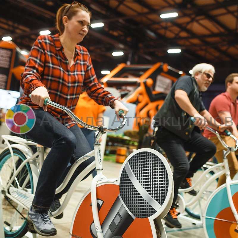 Велооркестр для мероприятий