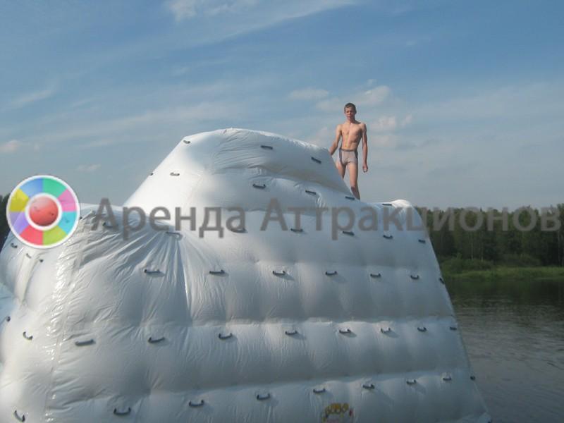 Водный Айсберг аренда на мероприятие