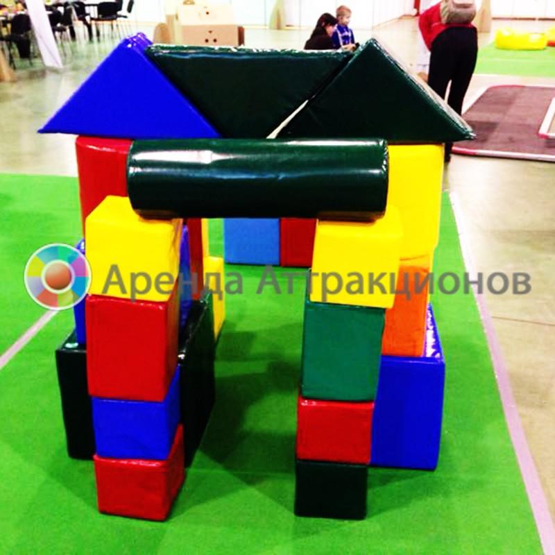 Детский конструктор Кубик на мероприятие