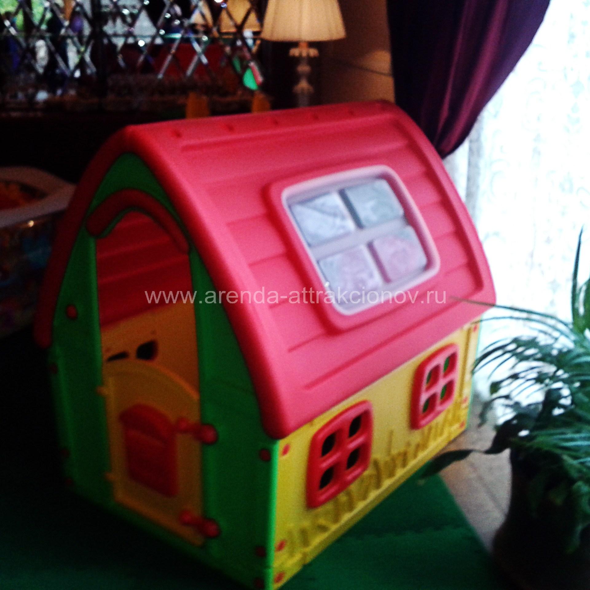 Домик входящий в комплект Детского уголка