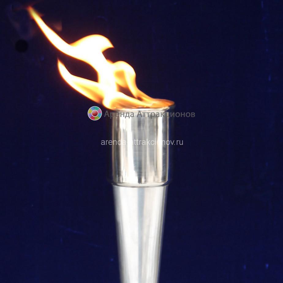 Спортивный факел в аренду на мероприятие