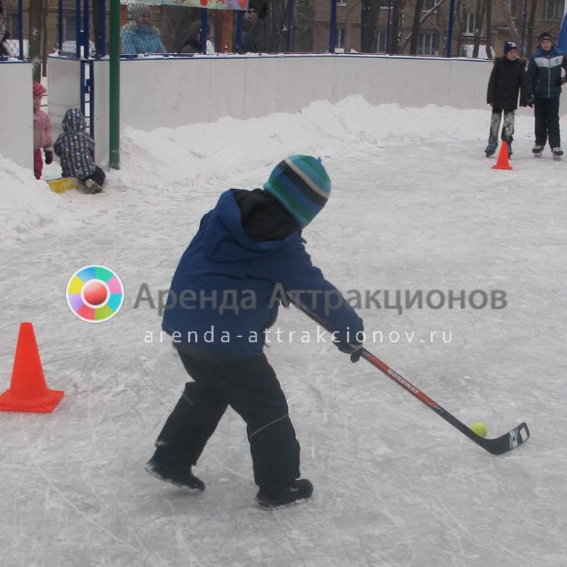 Аренда хоккейных клюшек