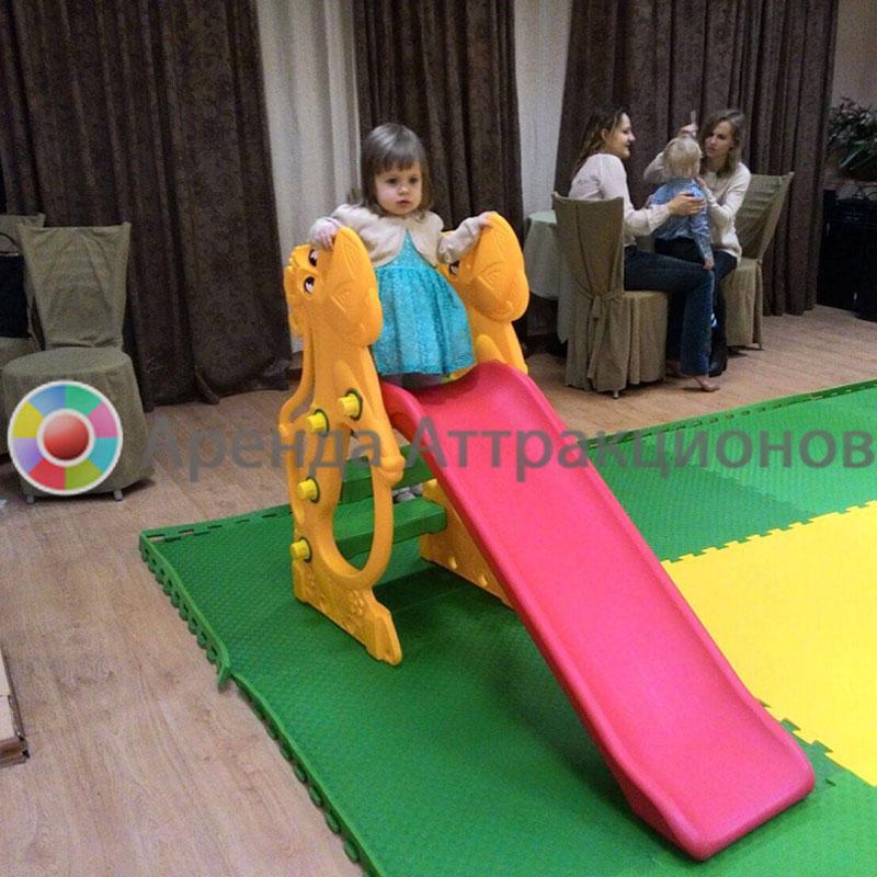 Горка в комплекте Детского уголка