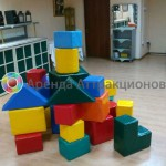 Аренда детских кубиков