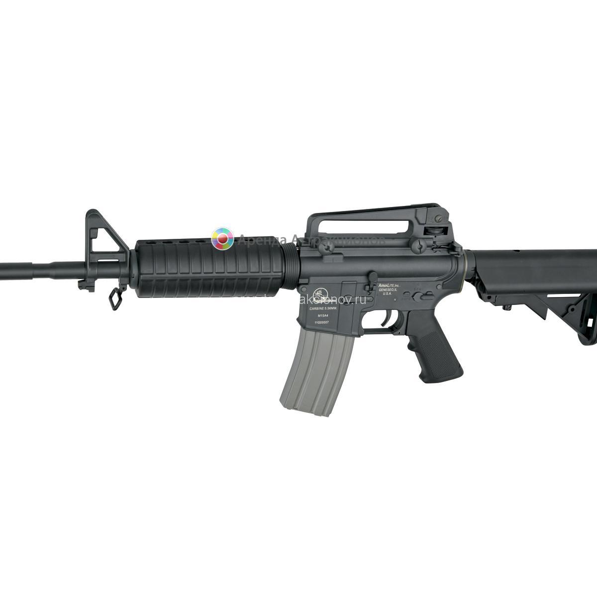 Винтовка НАТО M16