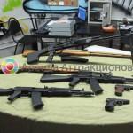 Макеты оружия в аренду
