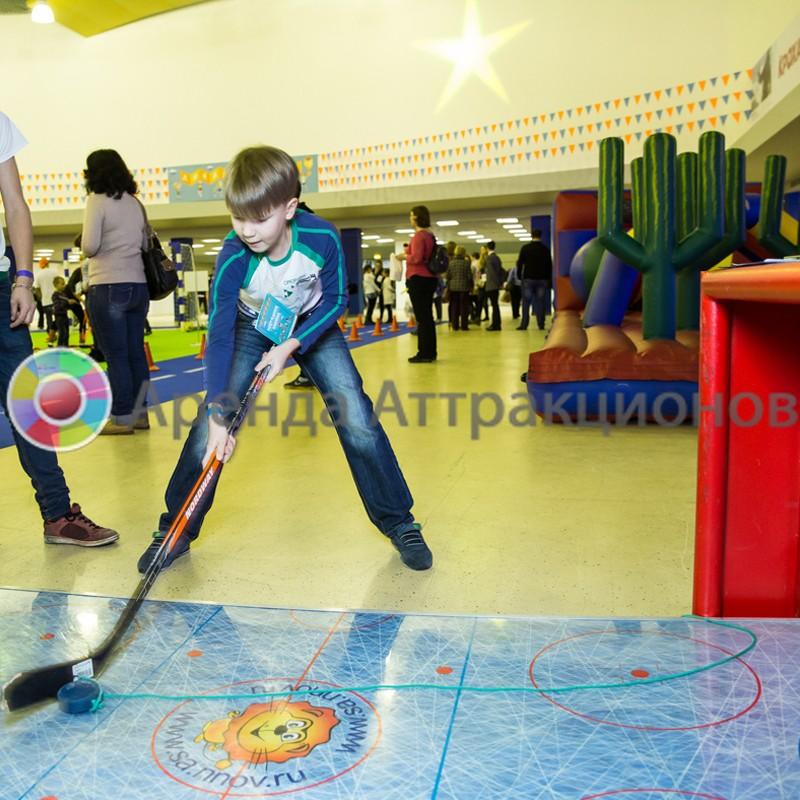 Аренда силомера Хоккей на соревнование