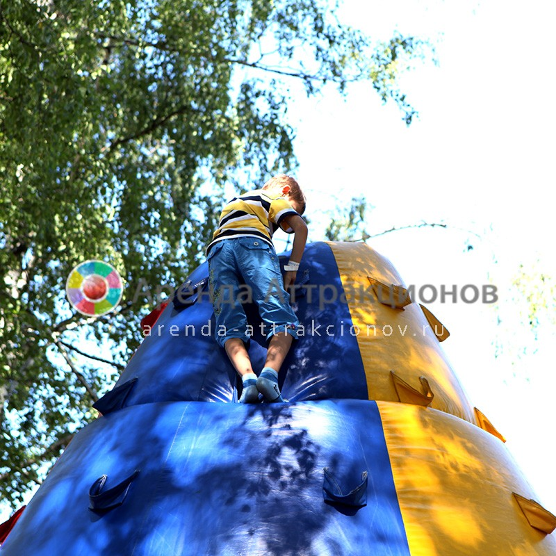 Скалодром 4 метра в аренду