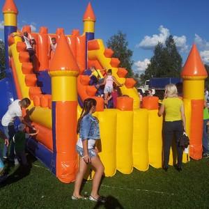 Горка «Башня» прокат на детский праздник