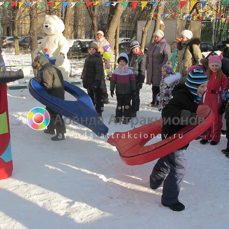 Аттракцион Тянучка в аренду на детский праздник