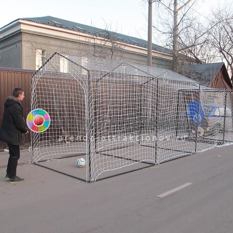 Аренда аттракциона Футбол по-Русски на мероприятие