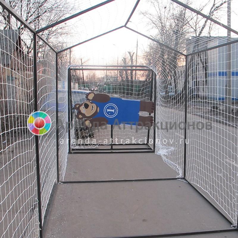 Аттракцион Футбол по-Русски на спортивное мероприятие
