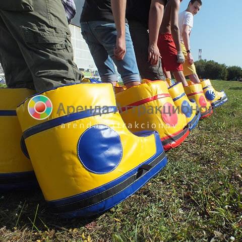 Командные ботинки на городское мероприятие