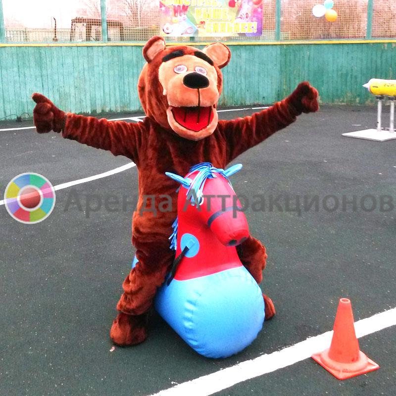 Прокат Ростовой куклы на детский праздник