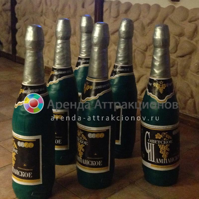 Тематический боулинг по-Русски в аренду