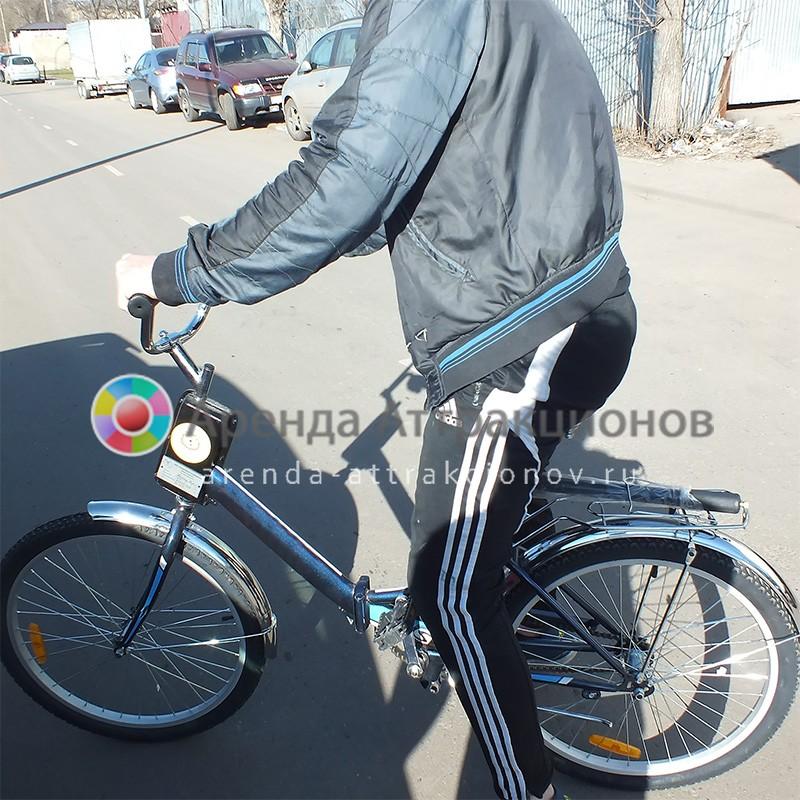 Аренда аттракциона Упрямый велосипед
