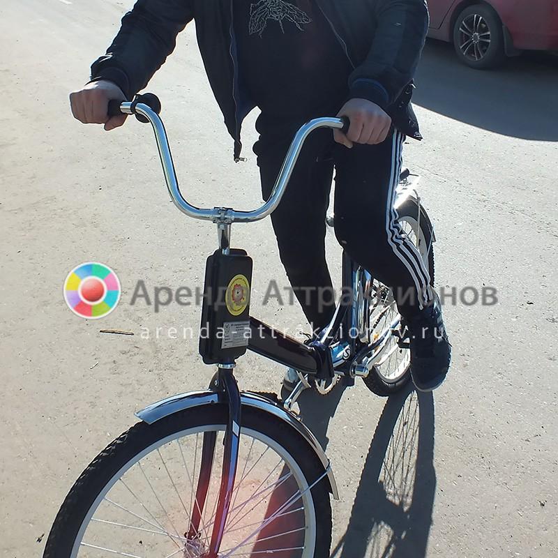 Аренда аттракциона Упрямый велосипед на мероприятие