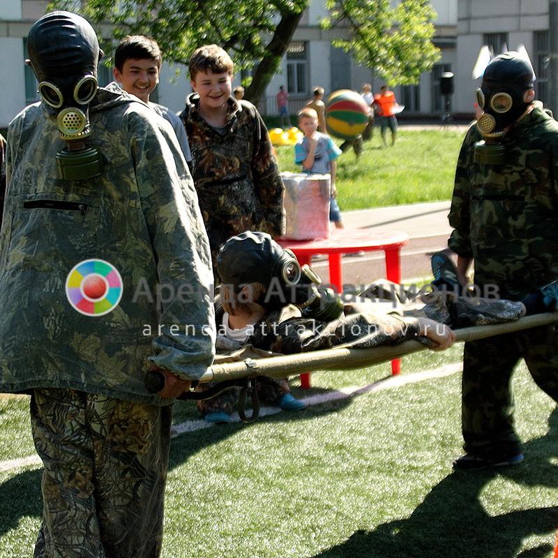 Носилки - Военный реквизит