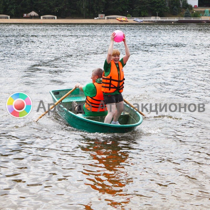 Спасательный жилет для водного батута