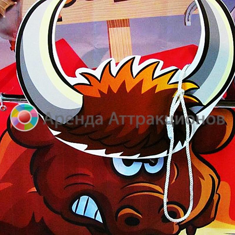 Аренда быка Лассо на мероприятие