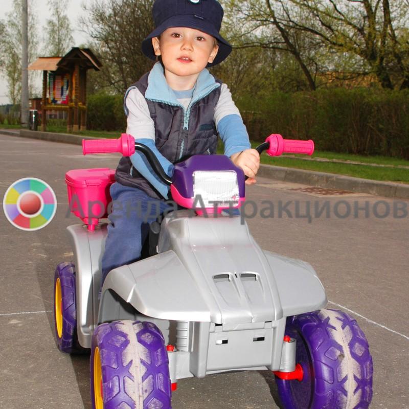 Заказать детский электромобиль