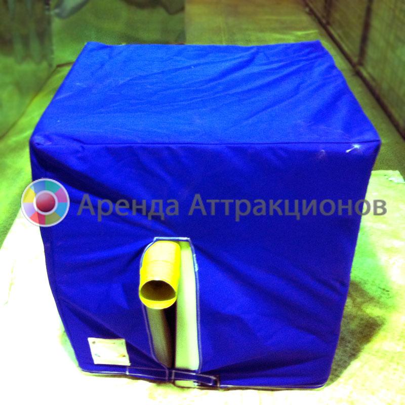 Шумоподавляющая камера денежной кабины
