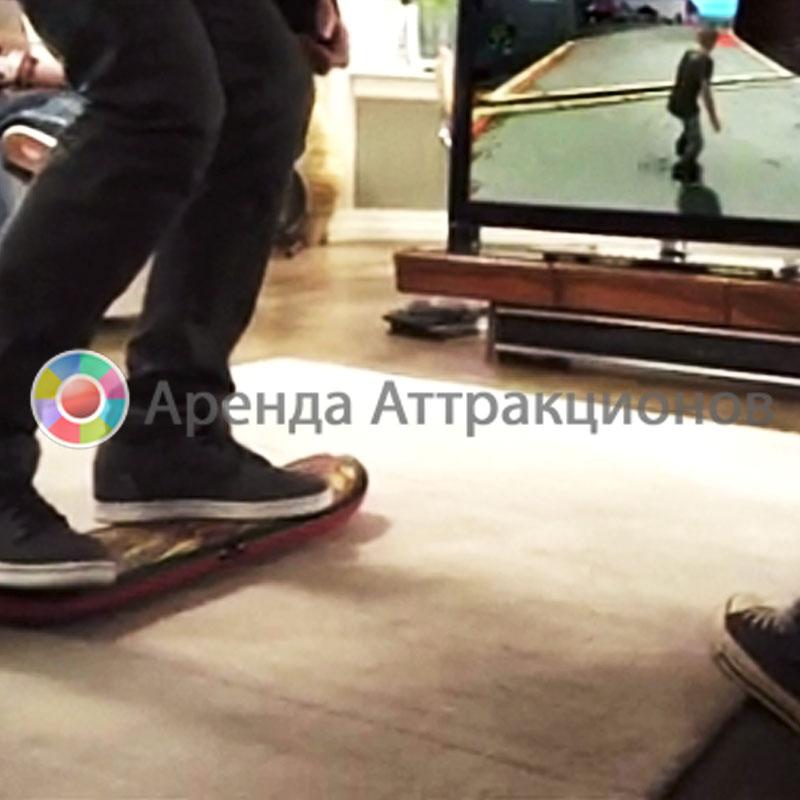 Аренда аттракциона Симулятор Скейтборда