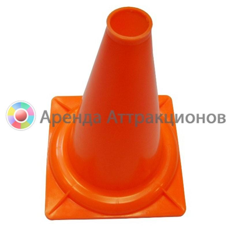 Конус оранжевый оградительный в аренду