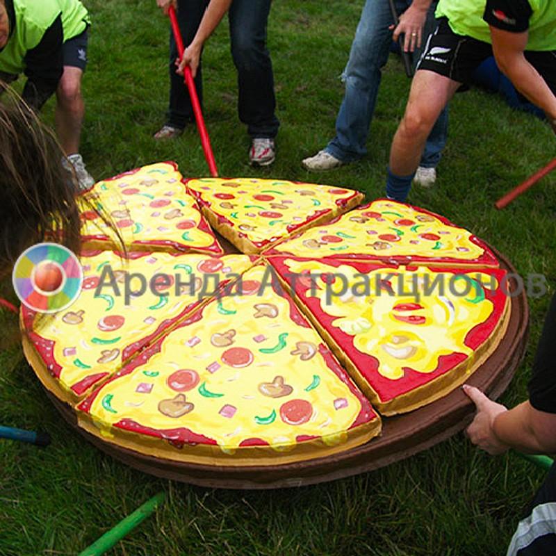 Доставка пиццы от командного набора - Мини