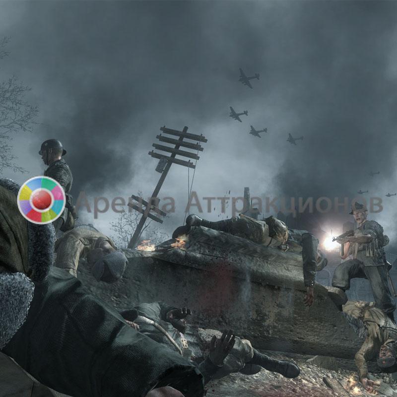 Аренда игр про войну