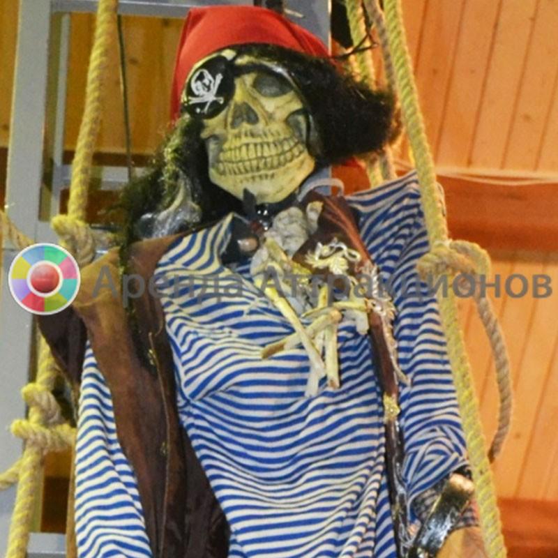 Скелет в аренду на мероприятие