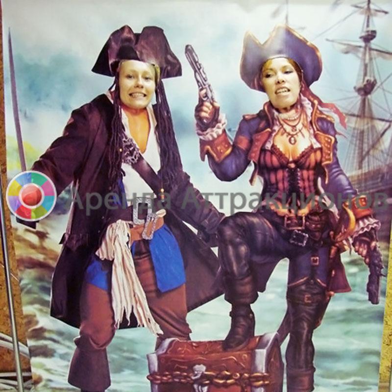 Пиратские тантамарески аренда на вечеринку