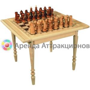 Шахматы Парковые на праздник