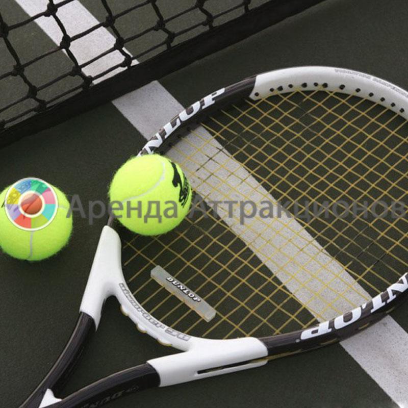 Аренда Ракетки для большого тенниса с мячами