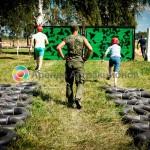Полоса препятствий Армейская на заказ