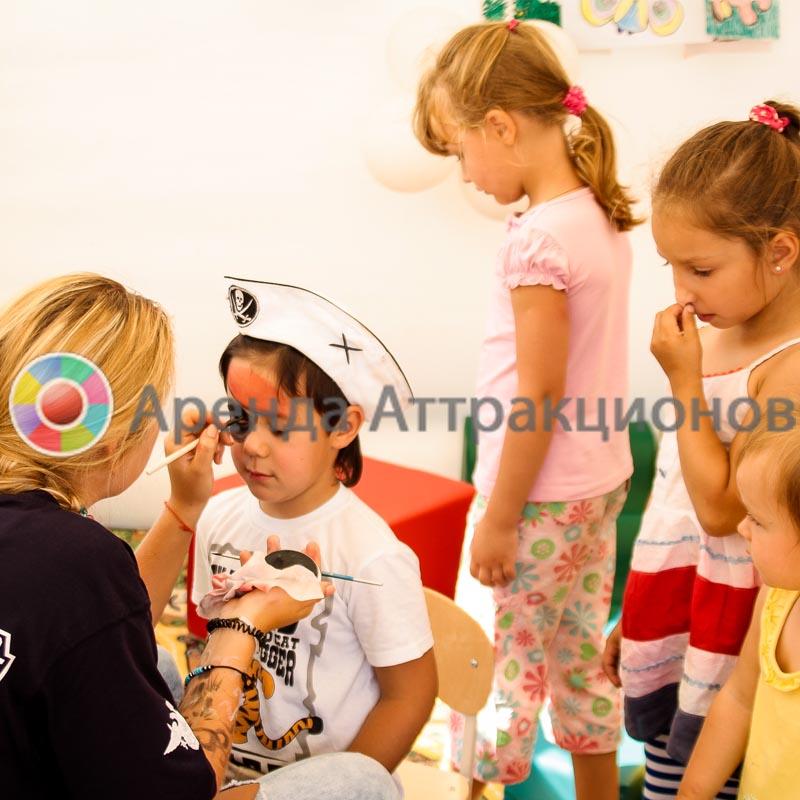 Аренда Детского шатра на мероприятие