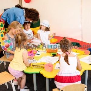 Детская мебель на мероприятие