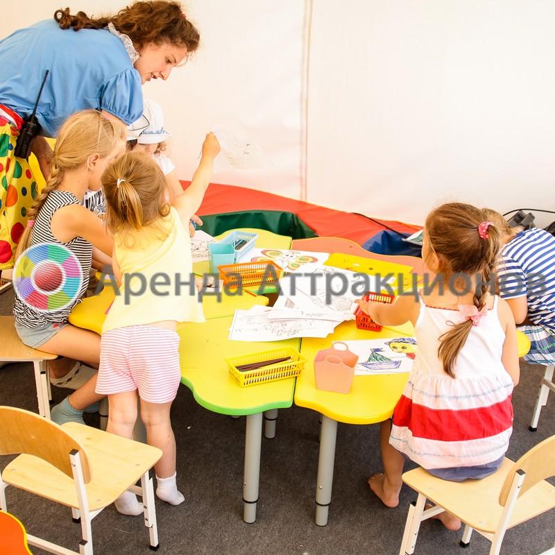 Аренда Детской мебели на мероприятие