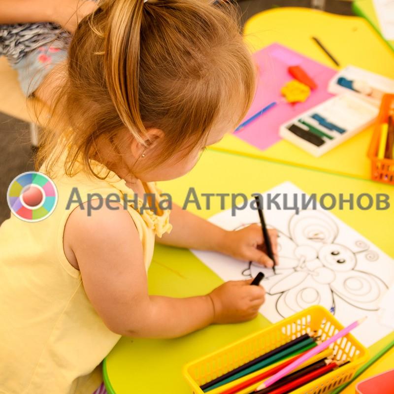 Мебель на детский праздник в аренду