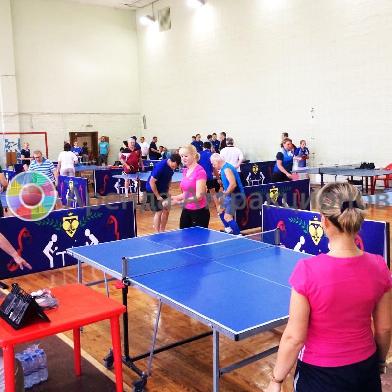 Теннисный стол для пинг-понга в аренду на мероприятие