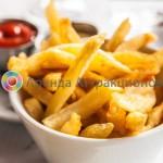 Картошка фри кейтеринг