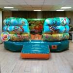 Батут Сафари на детский праздник