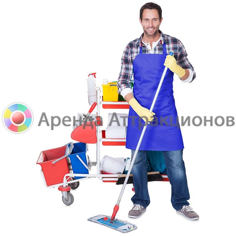 Клининг уборка для картофеля фри на заказ
